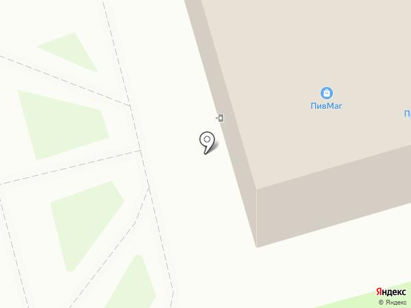 Продком на карте Сыктывкара