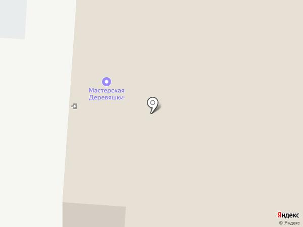 Мастерская по покраске автомобилей на карте Сыктывкара