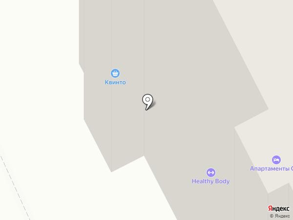Нотариус Сытник О.В. на карте Сыктывкара