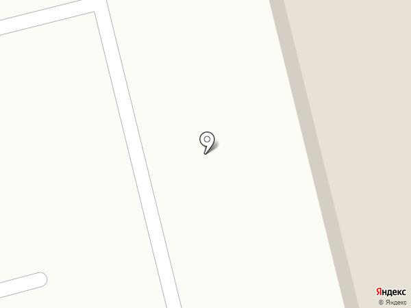 Автодок на карте Сыктывкара