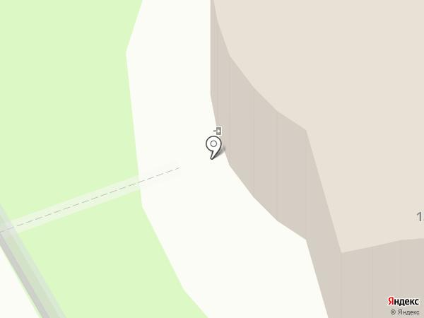 Государственная инспекция труда в Республике Коми на карте Сыктывкара