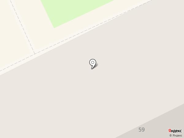 Сыктывкарская детская поликлиника №2 на карте Сыктывкара