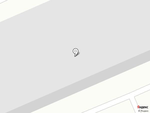 Гараж на карте Сыктывкара