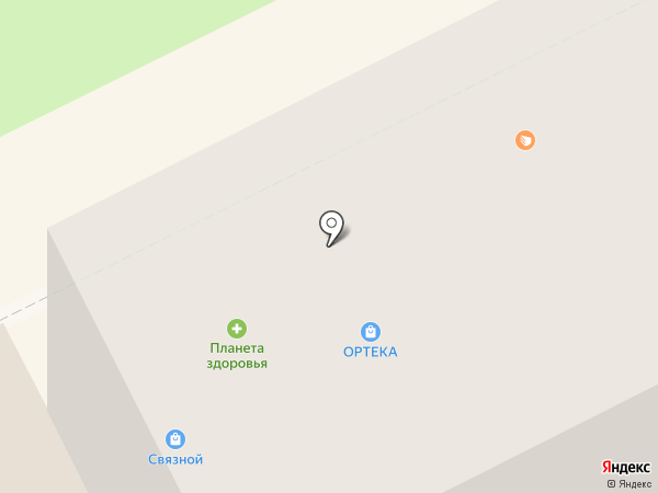 Банкомат, Мособлбанк, ПАО на карте Сыктывкара