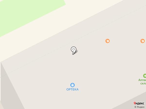 FastMoney на карте Сыктывкара
