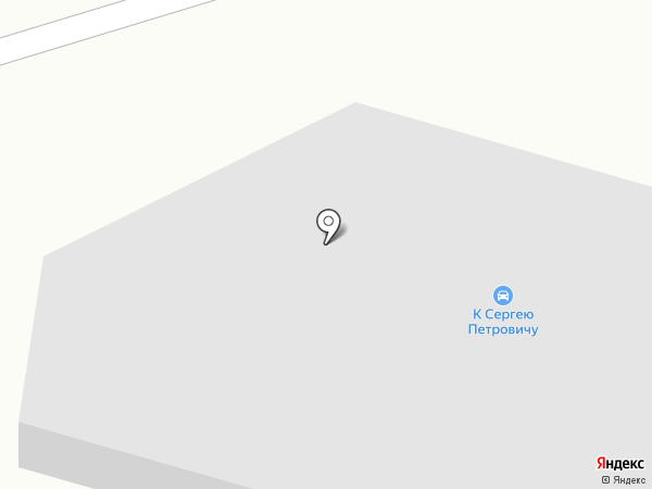 Автомойка на карте Сыктывкара