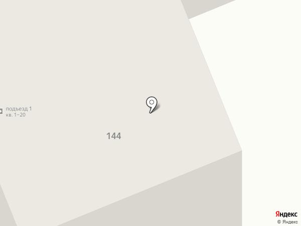 Качалочка на карте Сыктывкара