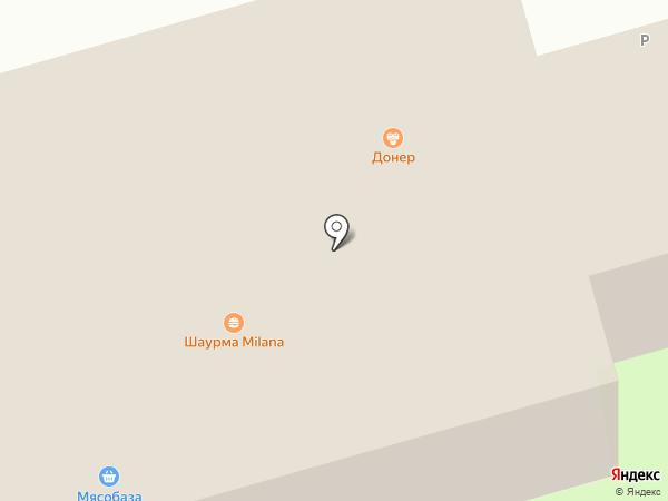 АвтоДавпон на карте Сыктывкара