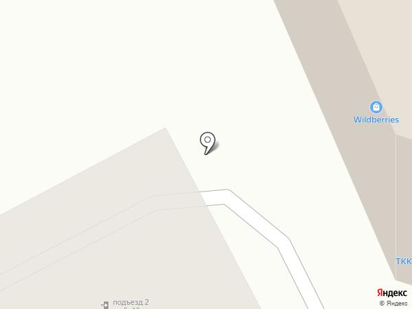 Man Man barbershop на карте Сыктывкара
