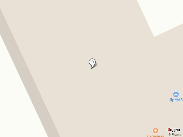 МК Двери на карте Сыктывкара