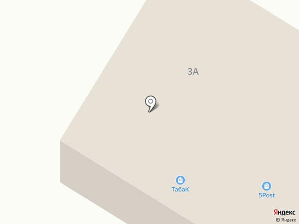 Город на карте Сыктывкара