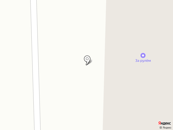 За рулем на карте Сыктывкара
