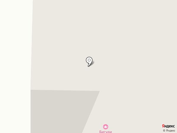 Бигуди на карте Сыктывкара
