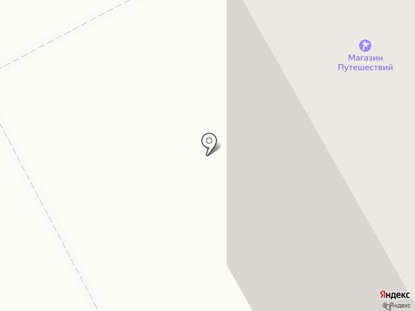 Luxe тур на карте Сыктывкара