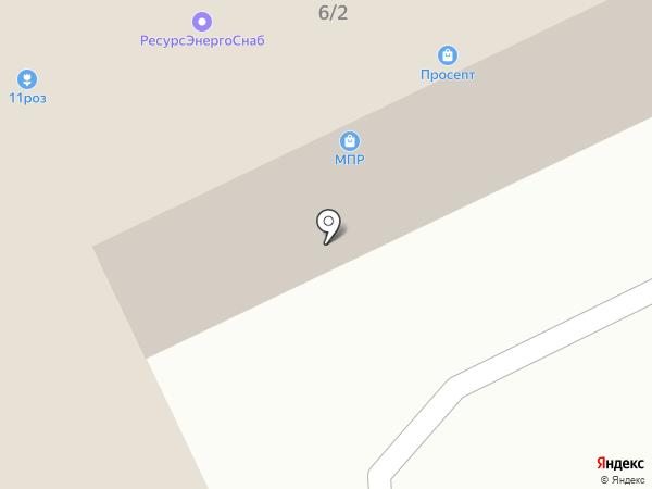 Nikaten на карте Сыктывкара