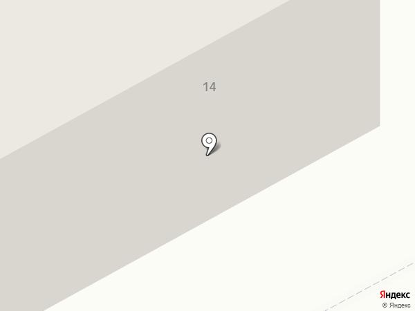 Артас на карте Сыктывкара