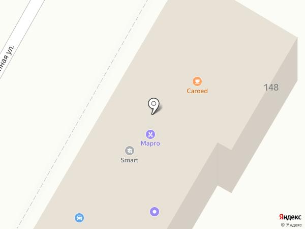 NordGSM на карте Сыктывкара