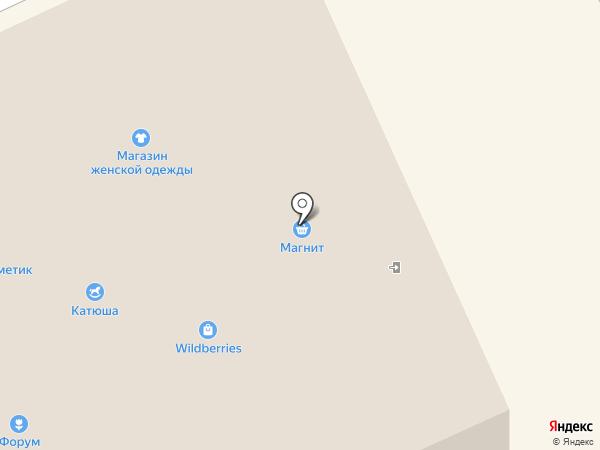 Трувор Коми на карте Сыктывкара