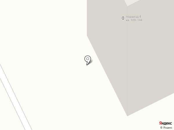 СВЕТИК на карте Сыктывкара