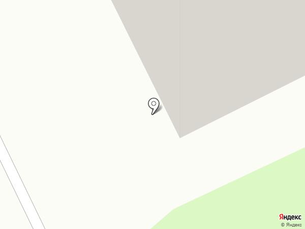 Виннер на карте Сыктывкара