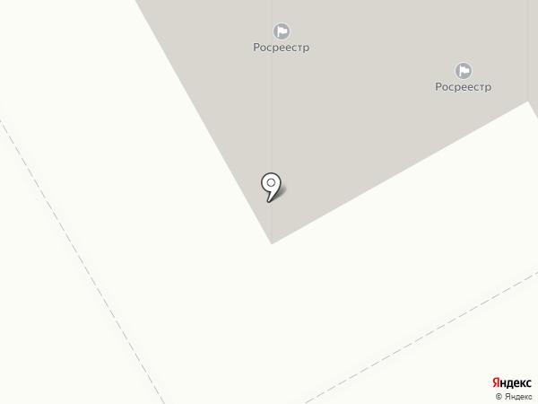 Федеральная кадастровая палата Росреестра, ФГБУ на карте Сыктывкара
