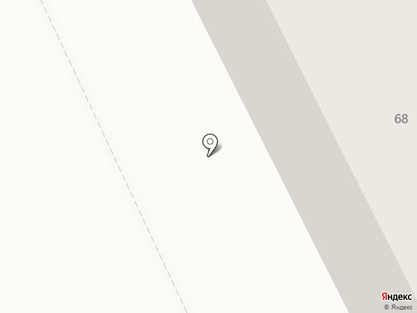 Цветочный дворик на карте Сыктывкара