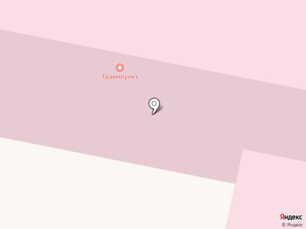 Сыктывкарская городская больница №1, МБУ на карте Сыктывкара