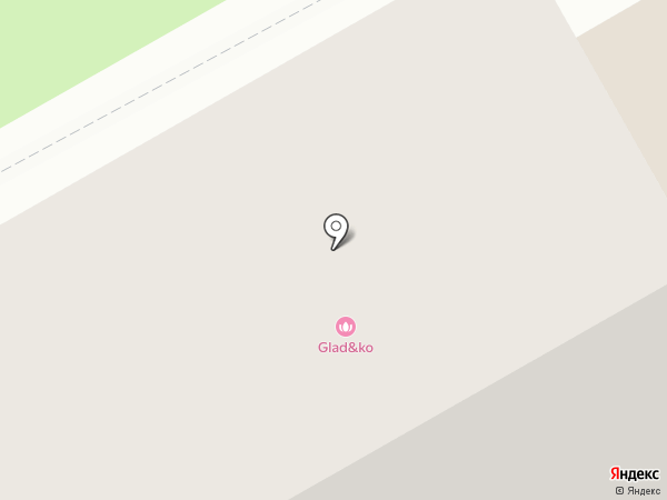 Строймиг на карте Сыктывкара