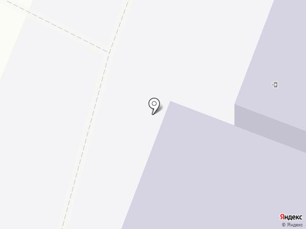 Средняя общеобразовательная школа №43 на карте Сыктывкара