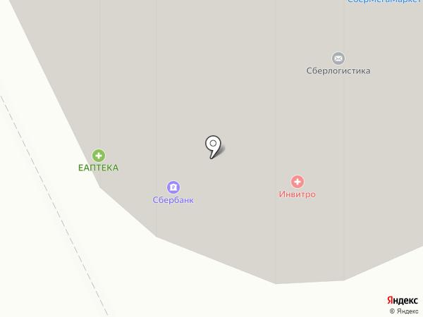 Космос на карте Сыктывкара