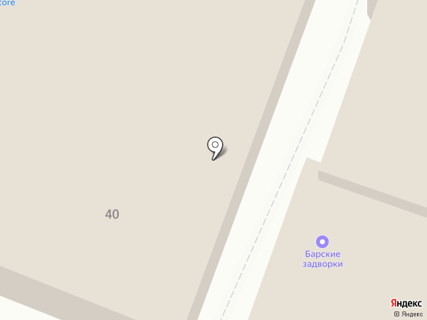 МТС на карте Сыктывкара