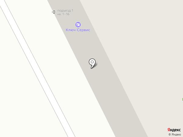 Аркона на карте Сыктывкара