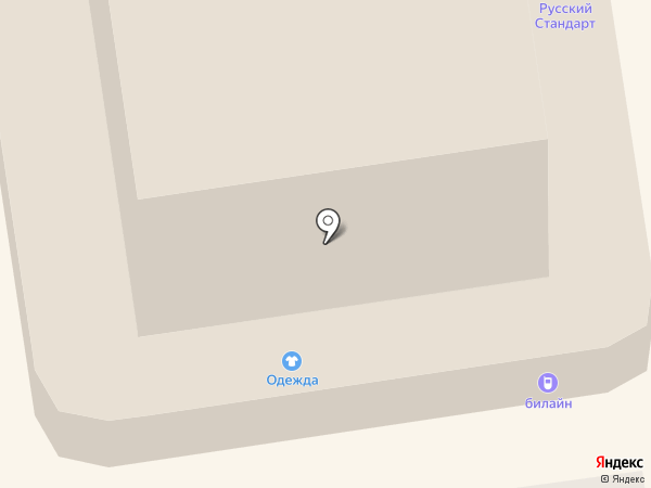 Национальный платёжный сервис на карте Сыктывкара