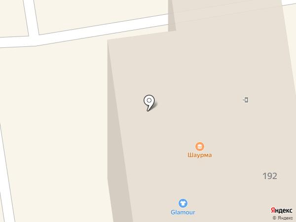 Клубок на карте Сыктывкара