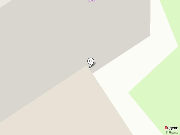 LOST на карте Сыктывкара