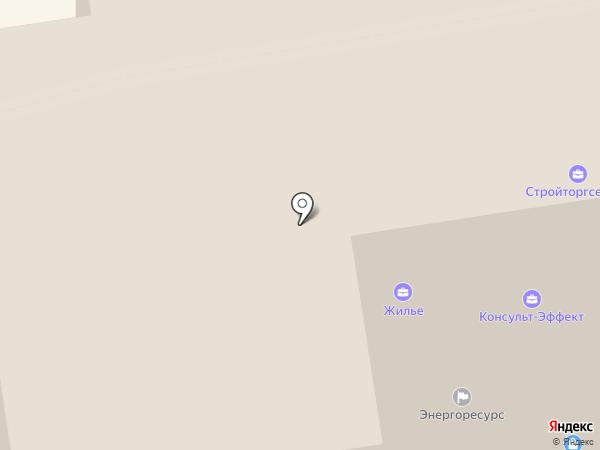 Стройторгсервис на карте Сыктывкара