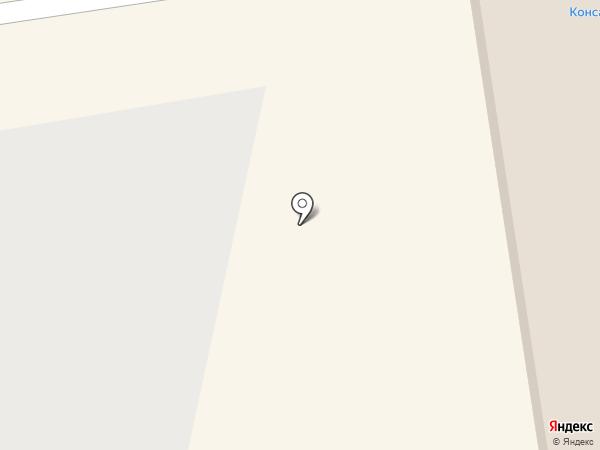 Ликор на карте Сыктывкара