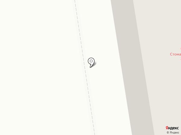 Юрген АГ на карте Сыктывкара
