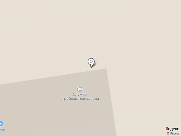 Магазин обоев на карте Сыктывкара