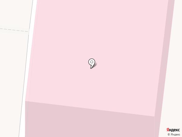 Республиканская инфекционная больница на карте Сыктывкара