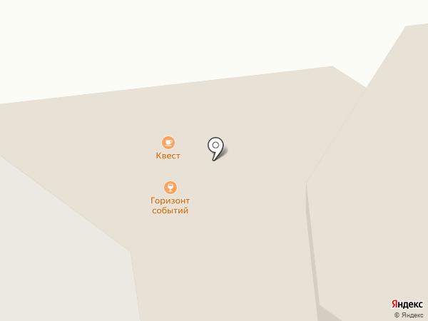 КВЕСТ на карте Сыктывкара