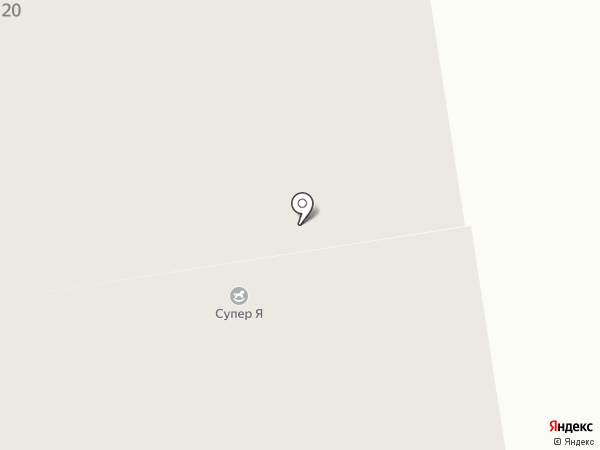 Клиника на карте Сыктывкара