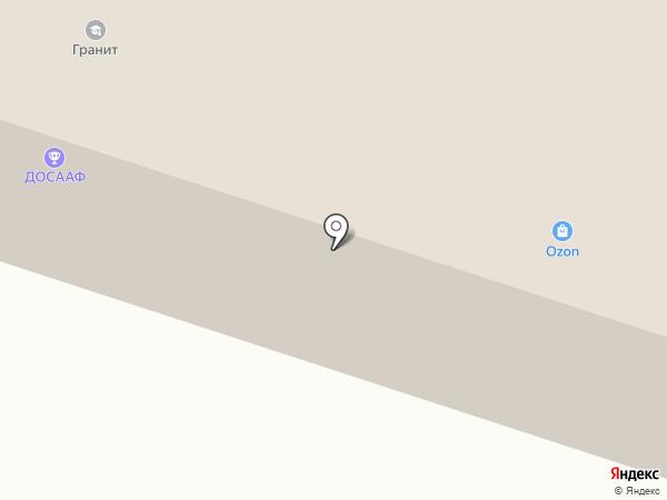 УАЗ-Центр на карте Сыктывкара