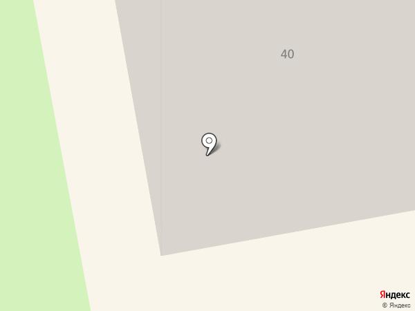 Вырастайка на карте Сыктывкара