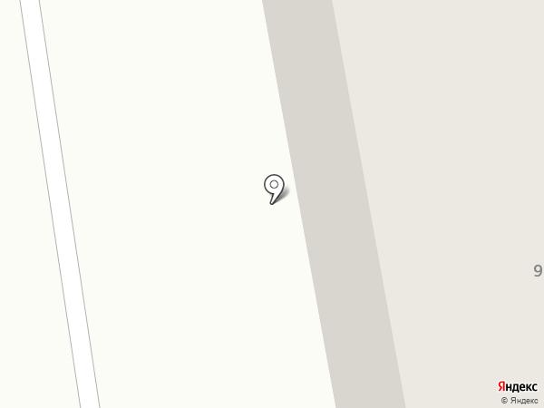 Радиотелеком Коми на карте Сыктывкара