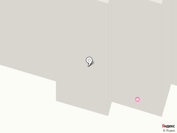 Юлия на карте Сыктывкара