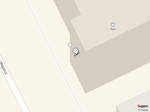 Туристско-информационный центр Республики Коми на карте Сыктывкара