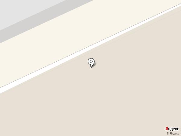 Канцлер на карте Сыктывкара