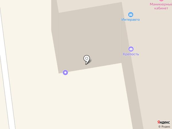 Кабинет психоаналитика Алишера Мир на карте Сыктывкара