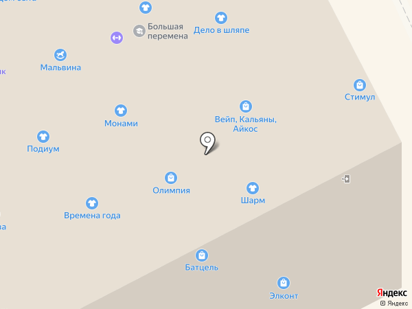 Ноут партс на карте Сыктывкара